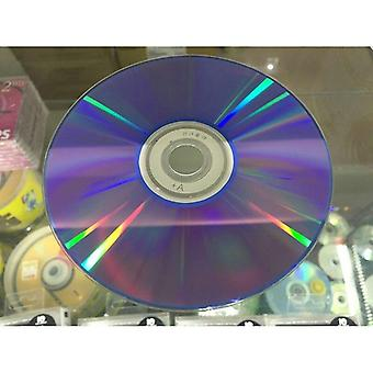 50stk dvd-drev Blank Dvd-r cd-diske 4.7gb 16x Bluray Recordable Media Empty
