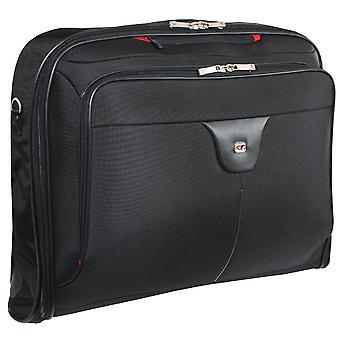 Gino Ferrari Malba Garment Bag - Black