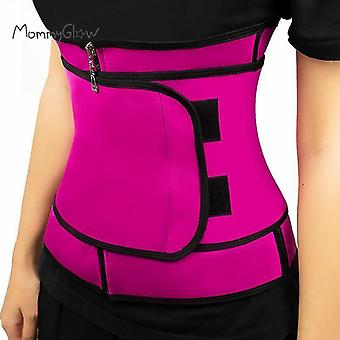 Womens Slimming Body Shaper Belt, Tummy Control Waist Trainer ademende buik