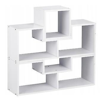 Knižnica modulárne skrinky zásuvky skrine police