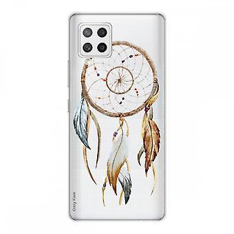 Scafo per Samsung Galaxy A42 5g in silicone morbido 1 mm, cattura i sogni della natura