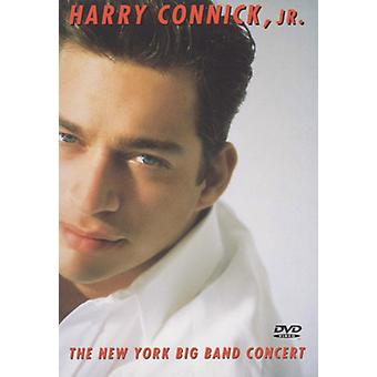 Connick, Harry Jr. - New York Big Band koncert [DVD] USA import
