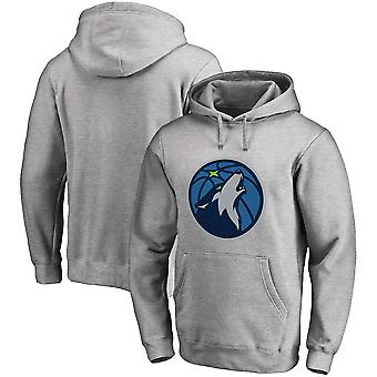 Minnesota Timberwolves Pullover Hoodie Swearshirt Tops 3WY584