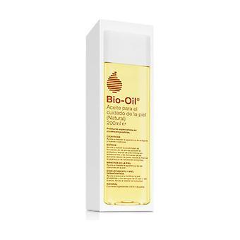Bioöljy Luonnollinen öljy ihonhoitoon 200 ml