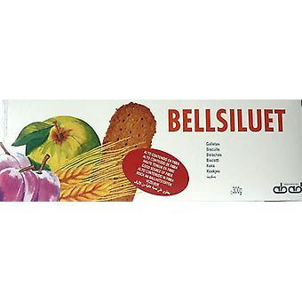 Kiluva Bellsiluet 3 Cereale fără zahăr 300 gr împărțite în 3 cazuri