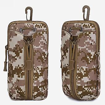 Tactische waterfles Holster, verstelbare militaire ketelhoes, pouch outdoor