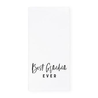 Best Grandma Ever-kitchen Tea Towel