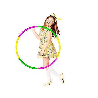 Kids Hoola Hoop, grootte en gewicht verstelbare Hoola Hoop voor kinderen, hoola Hoop Speelgoed voor sport