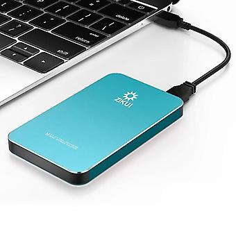 Usb 3.0 & 2.0- Mobile External, Hard Drive Disk