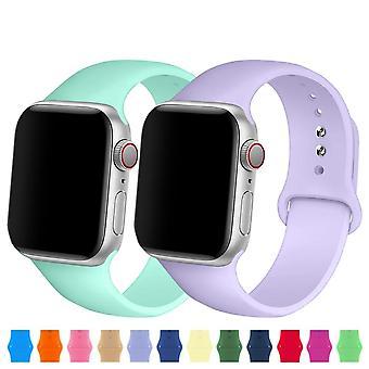 Silikonihihna Apple Watchille (sarja 1)