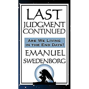 Last Judgment Continued by Emanuel Swedenborg - 9781515436966 Book