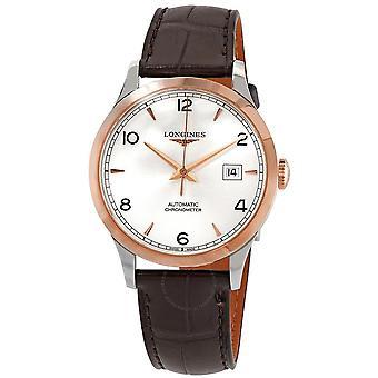 Longines Record Automatic Men's Watch L2.821.5.76.2