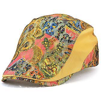 Chapeau de dentelle a culminé chapeau extérieur écran solaire chapeau de soleil dames personnalité casual chapeau de mode