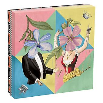 Christian Lacroix Lets Play Double Sided 250 Piece Puzzle by Christian Lacroix