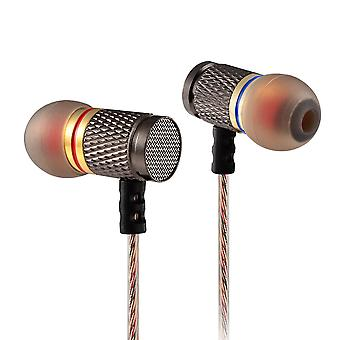 KZ Audio KZ EDR1 - In-ear Earbuds - Black