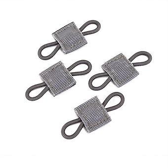 Taktische elastische Molle Band, Schnalle Bindung Retainer für Antenne Stick, Rohr,