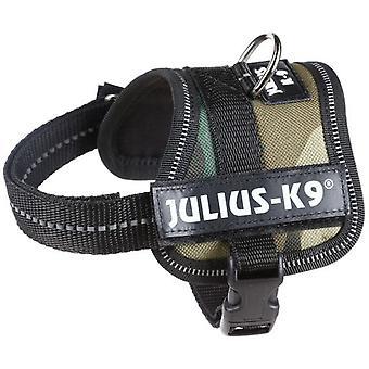 Julius K9 Camouflage sele (hunder, krage, fører og seler, seletøy)