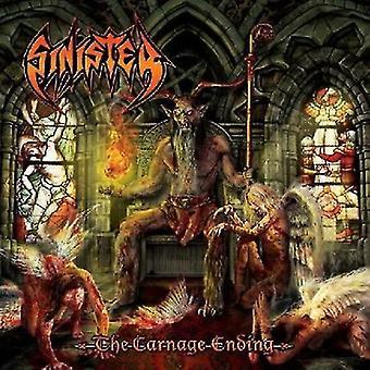 Sinister - Carnage Ending [CD] USA import
