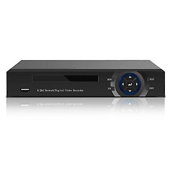 4ch 1080P Full High Definition Hybrid AHD/ONVIF IP/Analog/TVI/CVI/ DVR CCTV Digital Video Recorder