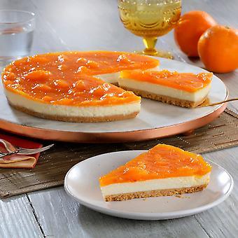 Mademoiselle Frozen Mandarin Cheesecakes