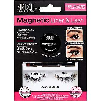 Ardell Magnetic Liner&Lash - Demi Wispies
