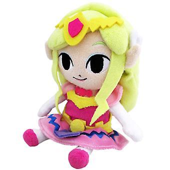 Supermario Nintendo - ZELDA - Princess of Zelda Plush 17cm