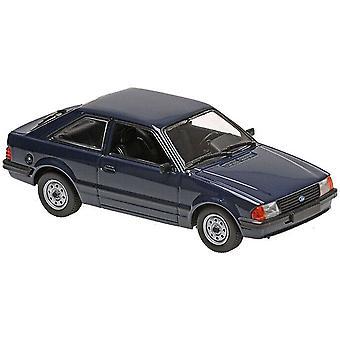 Ford Escort MkIII (1981) Diecast Model Car