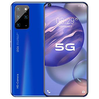 Hot salg galay s21 + ultra mobiltelefoner 12GB +512GB 7.2hd tommer Android smartphone 16 +32mp kamera origina telefon dobbelt sim-kort