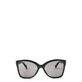 Balenciaga BB0150S gafas de sol femeninas negras