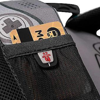 School Bag Game Totto Crayoles MA04ECO029 Grey (44 x 33 x 14 cm) Grey