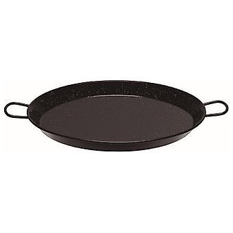 Pan San Ignacio Liria Black Enamelled Steel (Ø 34 cm)