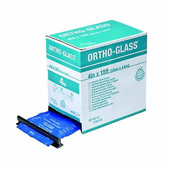 Bsn-Jobst Splint Roll Ortho-Glass 4 Inch X 15 Foot Fiberglass White, 1 Each