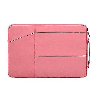 15.6Inch 42*31*3.5cm pink 15.6 inch laptop bag for apple macbook huawei,breathable, waterproof, abrasion-resistant az12088