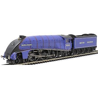 הורנבי BR A4 כיתה 4-6-2 וולטר K Whigham עידן 4 מודל רכבת