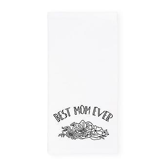 Kitchen towels best mom ever kitchen tea towel