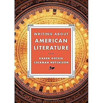 Schreiben über amerikanische Literatur
