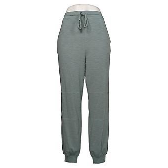 Modern Soul Women's Pants Modern Knit Joggers Green 689729