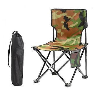 Outdoor Leisure Folding Chair(green)