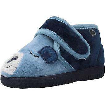Victoria Zapatos Niña Hogar 1051123v Color Azul