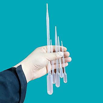 Contagocce in plastica trasparente