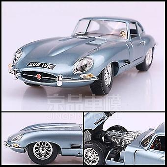 Toy cars car model 1:18 type antique vehicle for jaguar birthday christmas gift car model|car model 1:18vehicle model
