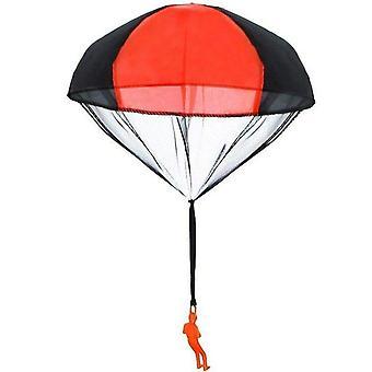 Utomhus barn handkasta fallskärmsleksaker