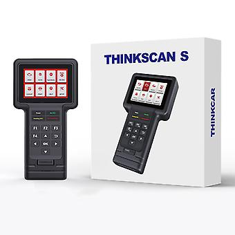 Thinkcar Thinkscan S01 Scanner For Benz Obd2 Full System Oil/brake/sas/ets/dpf Reset Code Reader Automotive Diagnostic Tools For Benz