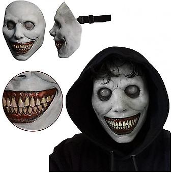 Scary Halloween Mask Gothic Halloween Decor Horror Mask Carnival Cosplay