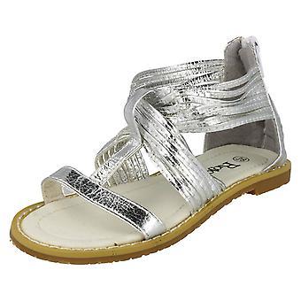 Flickor Rojo Vivo T-Bar Strappy sandaler WL182