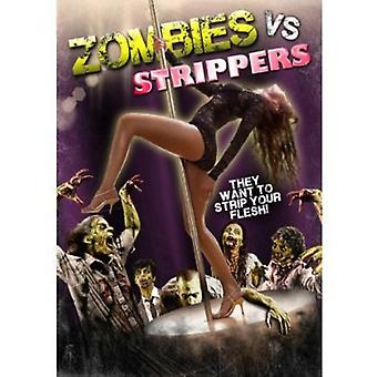 Zombies vs. Strippers [DVD] USA import