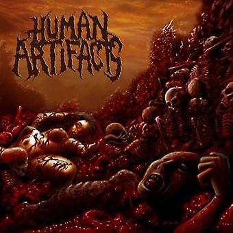 Human Artifacts - Principles of Sickness [CD] USA import