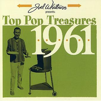 Joel Whitburn Presents: Top Pop Treaures - Joel Whitburn presenteert: Top Pop Treaures [CD] USA import