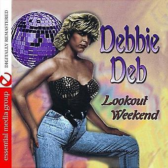 デビー デブ - 目を光らせて週末 [CD] USA 輸入