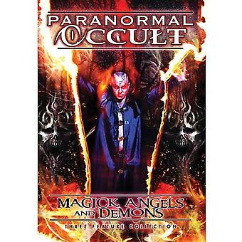 Paranormal Occult: Magick Angels & Demons [DVD] USA import